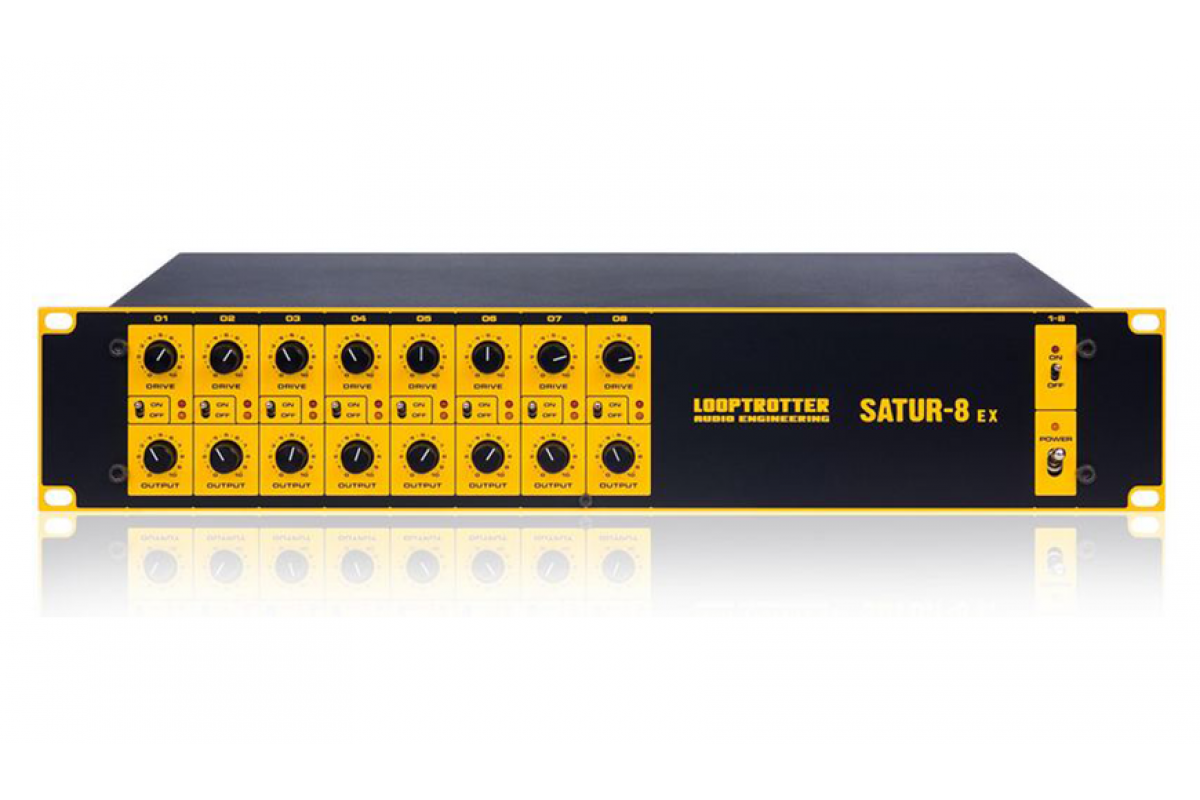 Looptrotter Satur - 8ex