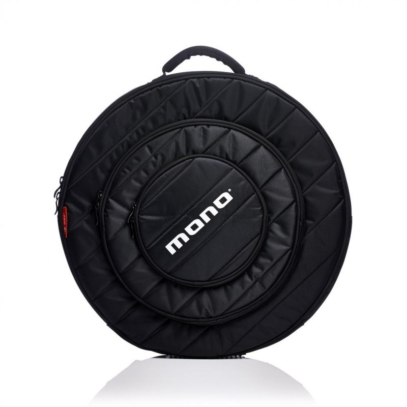"""MONO Cymbal Case 22"""" - Black (M80-CY22-BLK)"""