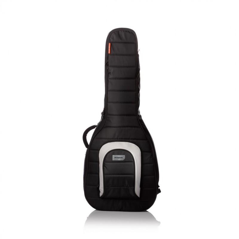 MONO Acoustic/Dreadnought Guitar Case - Black (M80-AD-BLK)