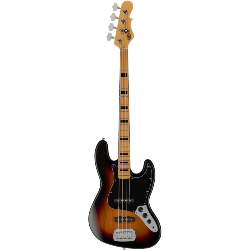 G&L JB (Tribute Series) - 3-Tone Sunburst