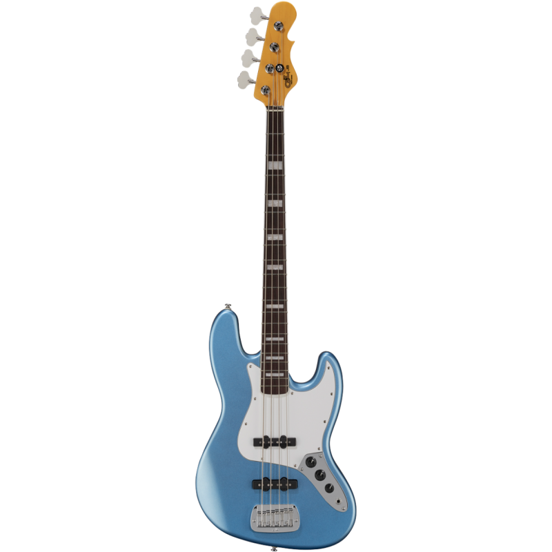 G&L JB (Tribute Series) - Lake Placid Blue