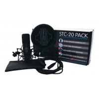 Sontronics STC-20 Condenser Microphone with Accessories