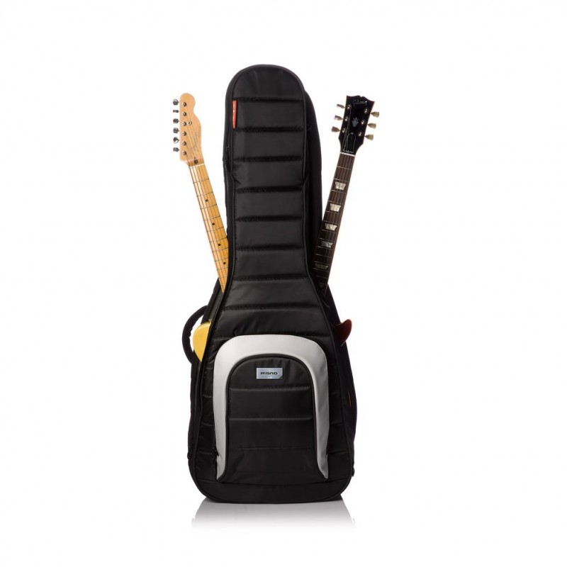 MONO Dual Electric Guitar Case - Black (M80-2G-BLK)