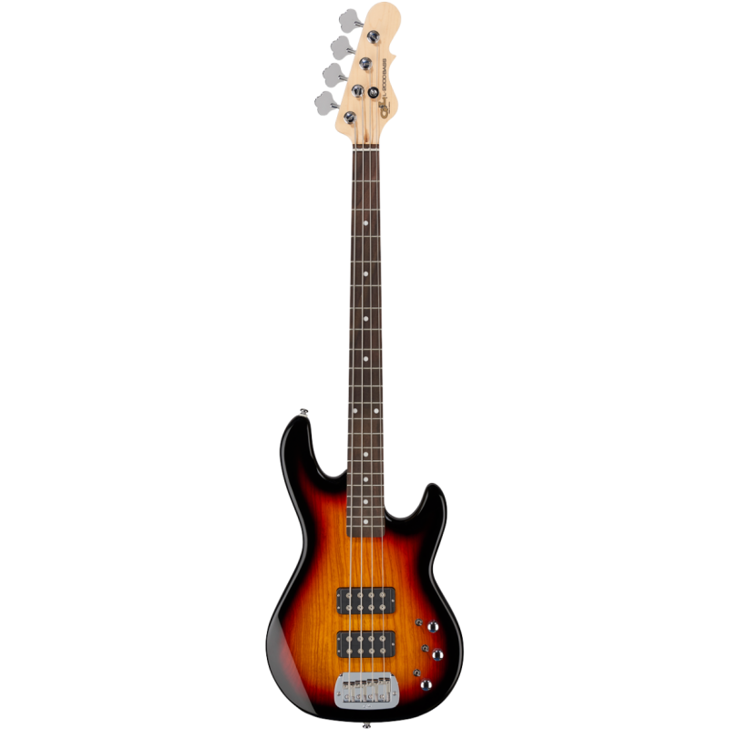 G&L L-2000 (Tribute Series) - 3-Tone Sunburst