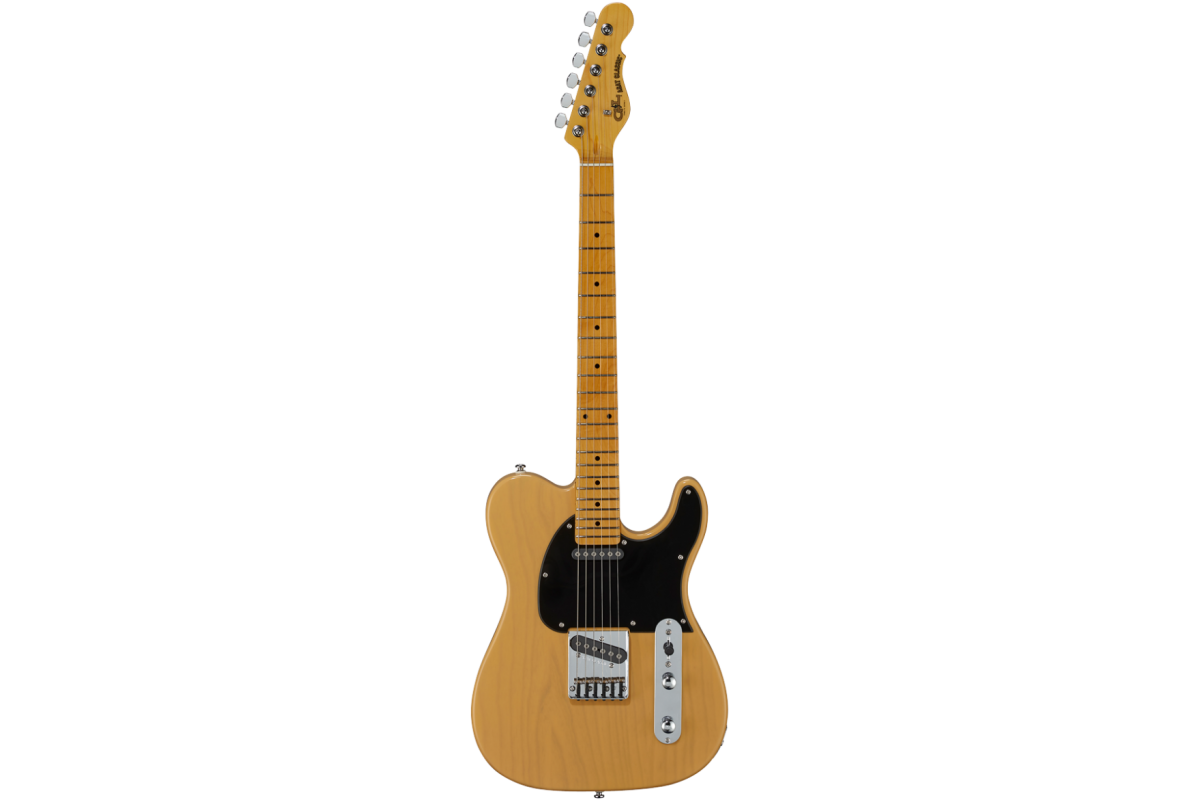 G&L ASAT Classic (Tribute Series) - Butterscotch Blonde