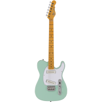 G&L ASAT Special (Tribute Series) - Surf Green