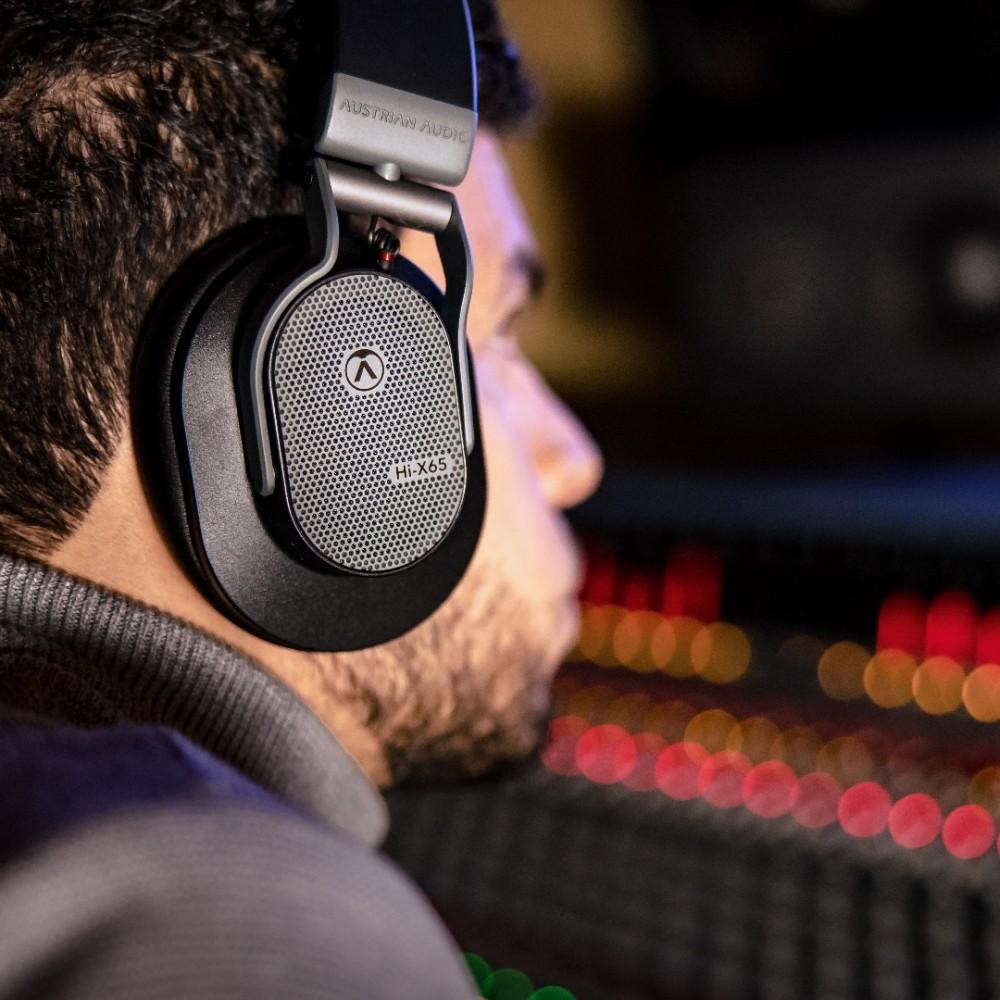 Austrian Audio launches Hi-X65