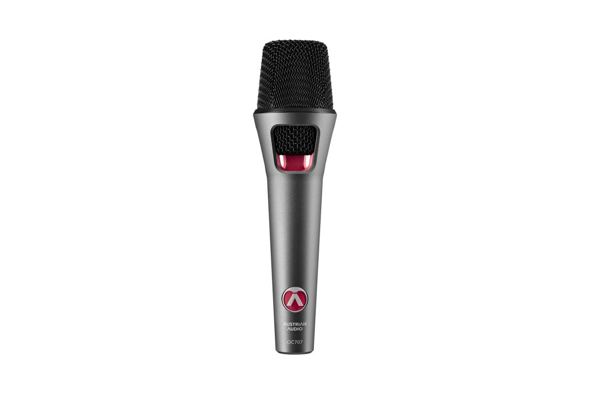 Austrian Audio OC707 - True Condenser Vocal Microphone
