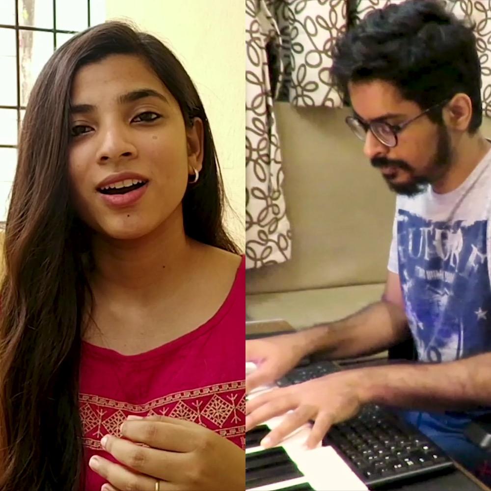 Home Studio Special: Padmaja Sreenivasan and Praveen Powers