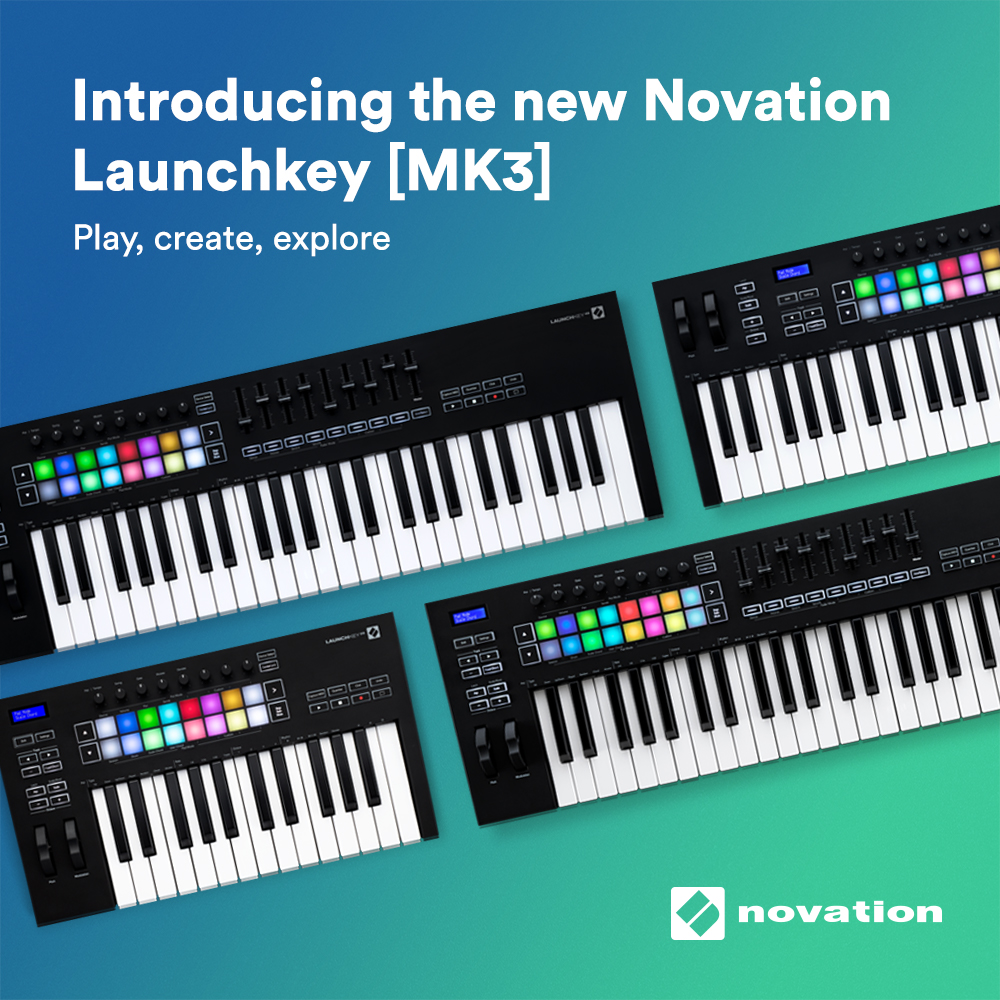 Novation Launchkey [MK3]: Made to create