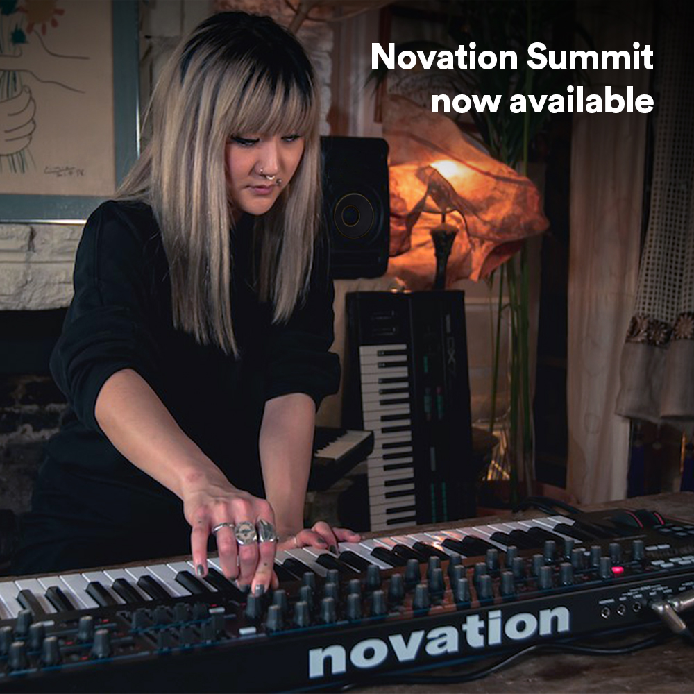 Novation Summit arrives in India