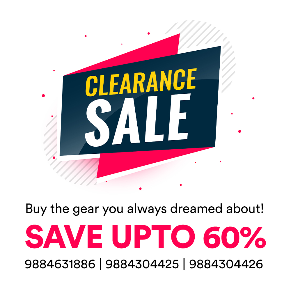 Clearance Sale - Upto 60% OFF