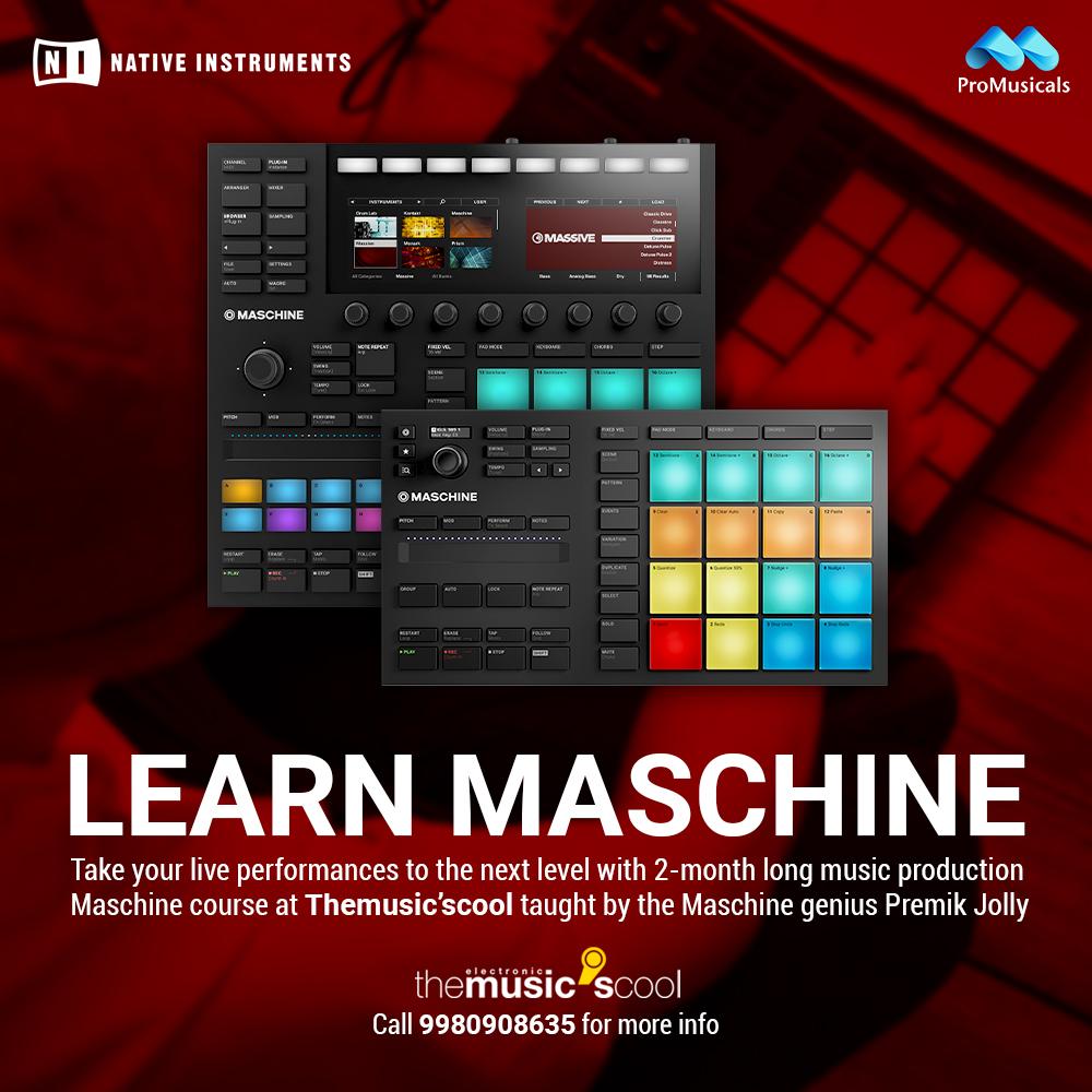 Learn Maschine in Bangalore