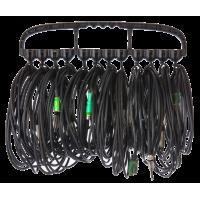 Cable Wrangler – Versatile Cable Management Tool – Black