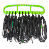 Cable Wrangler – Versatile Cable Management Tool – Green