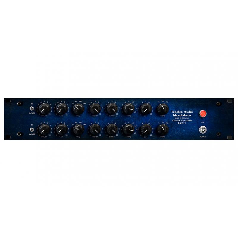 Tegeler Audio Manufaktur Classic Equalizer EQP-1