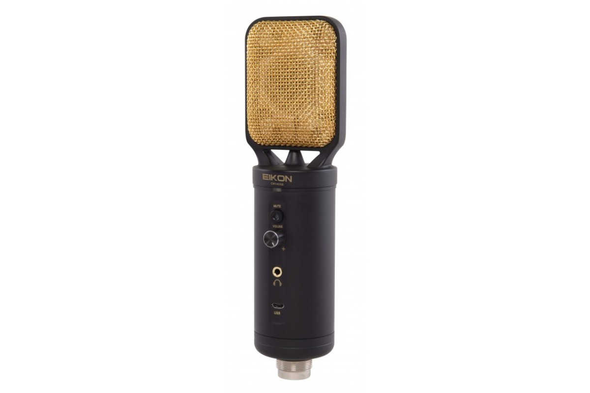 Eikon CM14USB - Condenser Studio Microphone with USB Interface