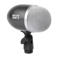 Eikon DMH5XL - 5 Piece Drum Microphone Set with Case