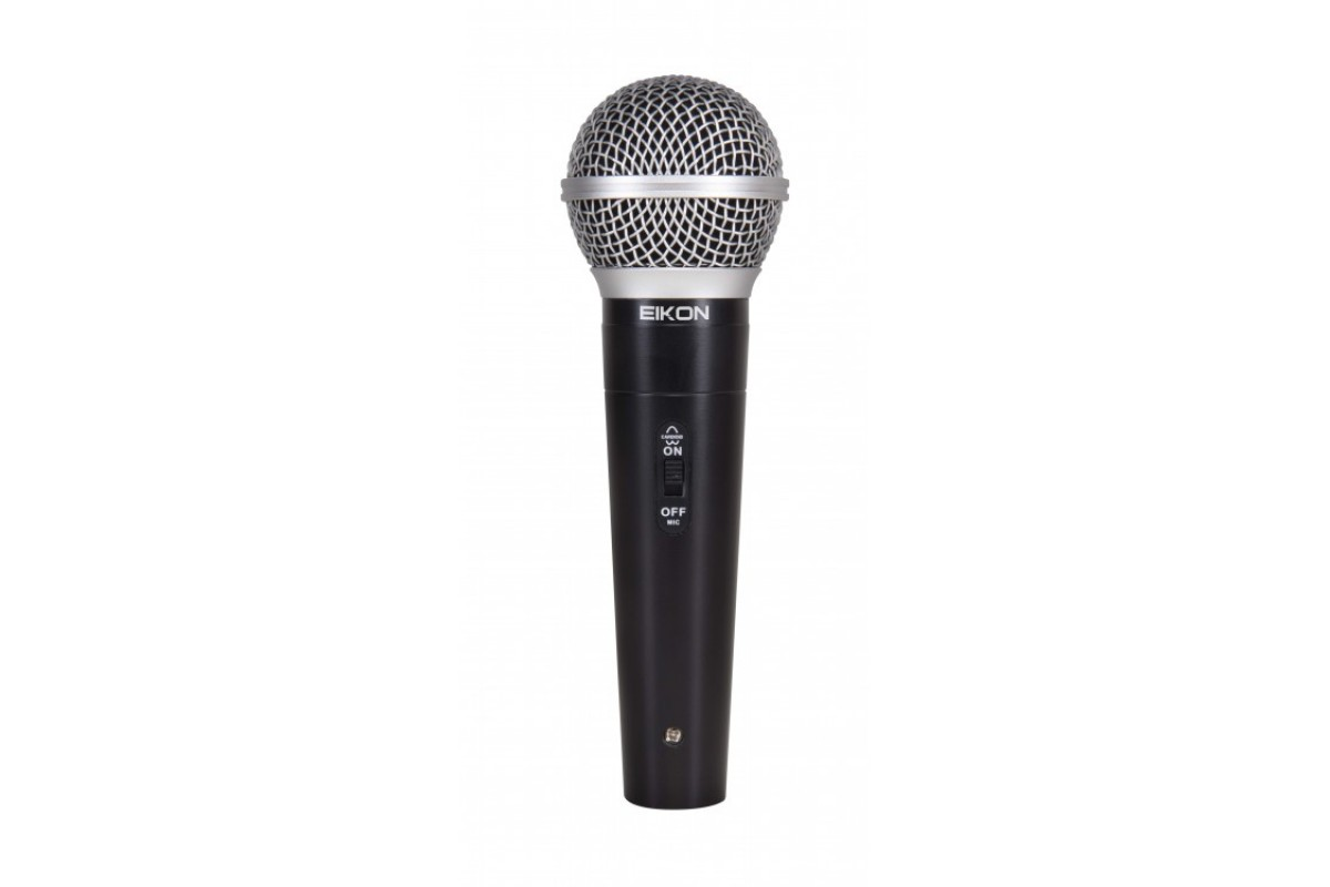 Eikon DM580LC - Professional Vocal Dynamic Microphone