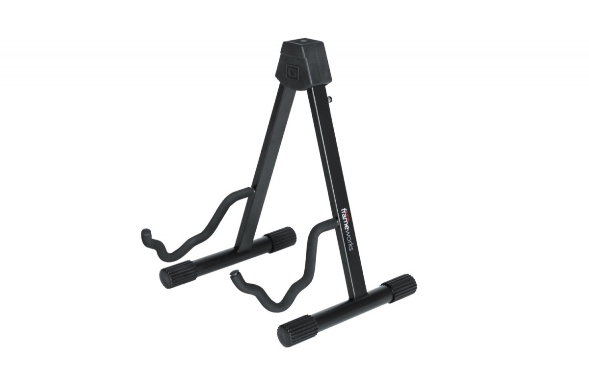 "Gator Frameworks GFW-GTRA-4000 ""A"" Style Guitar Stand"
