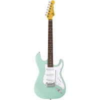 G&L Legacy (Tribute Series) - Green Surf