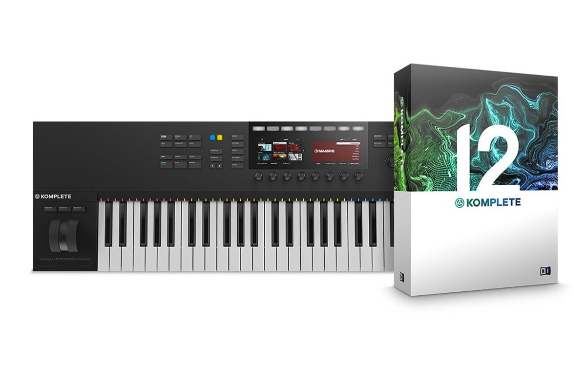 Native Instruments Komplete Kontrol S61 MK2 + Komplete 12 (Combo)