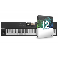 Native Instruments Komplete Kontrol S88 MK2 + Komplete 12 (Combo)