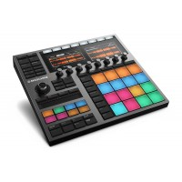Native Instruments Maschine+ (standalone performance and production system)