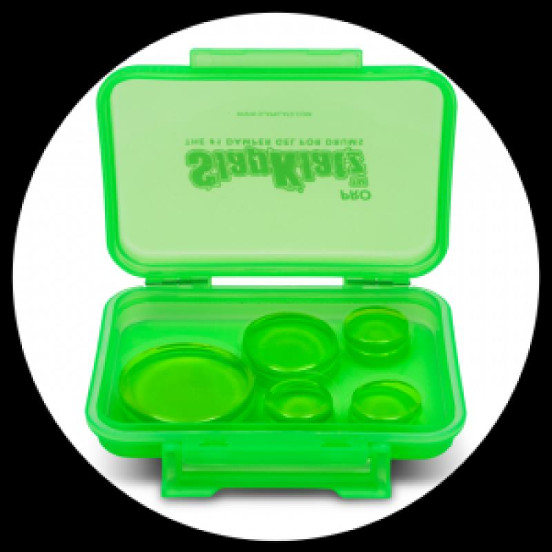 SlapKlatz PRO Alien Green Damper Gels