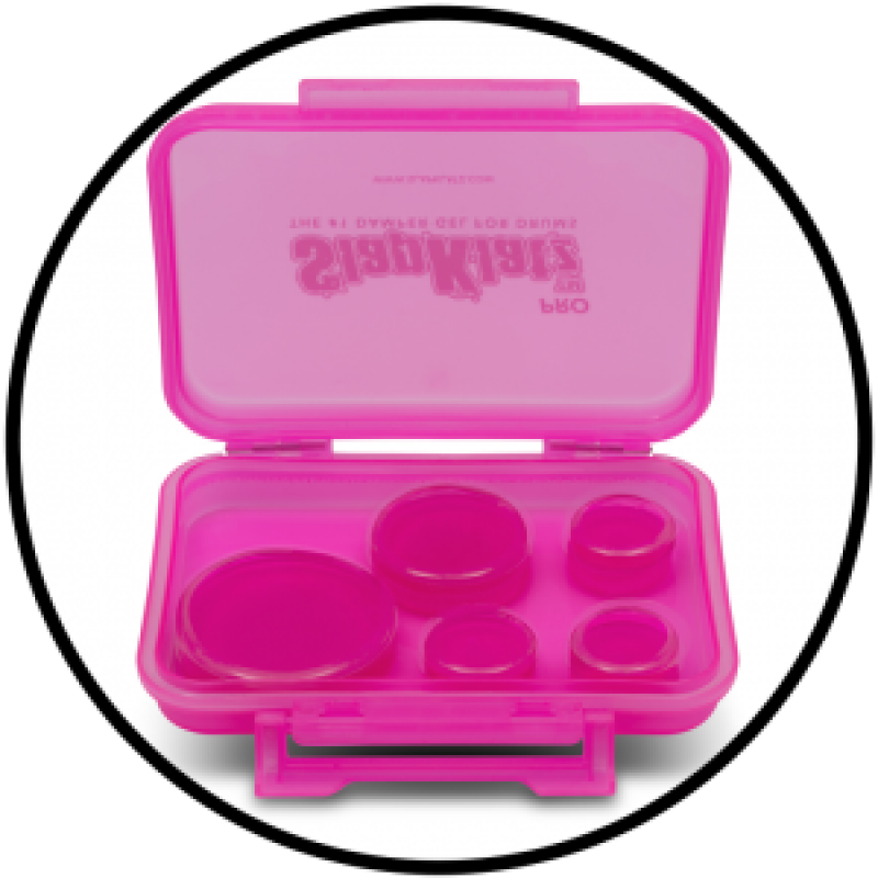 SlapKlatz PRO Pink Damper Gels