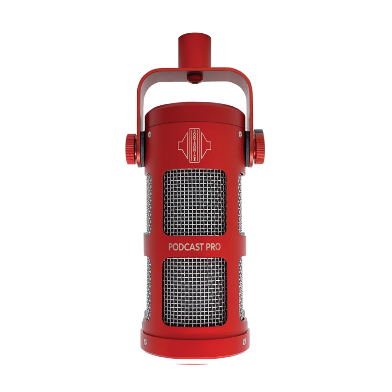 Sontronics Podcast Pro (Red)