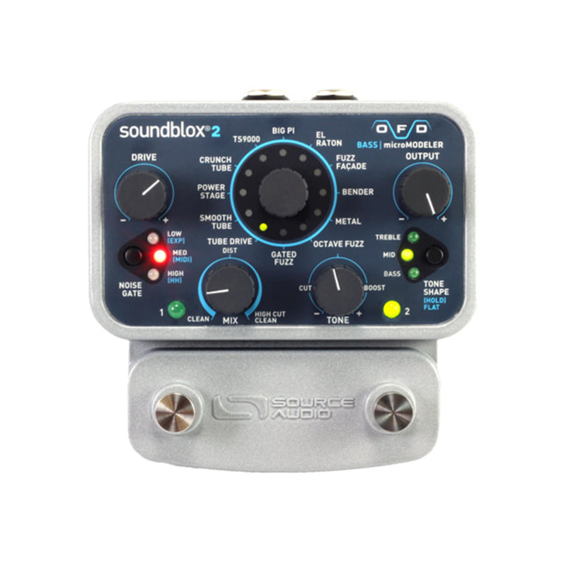 Source Audio SoundBlox 2 OFD Bass Micro Modeler