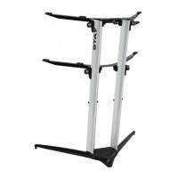 Stay Piano Stand 1200/02 - Silver