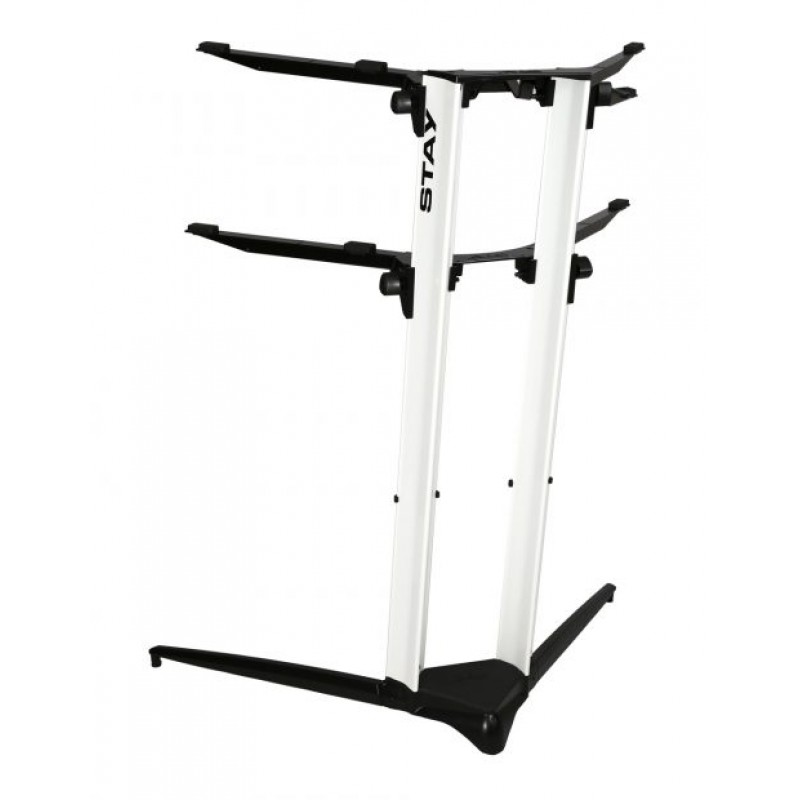 Stay Piano Stand 1200/02 - White