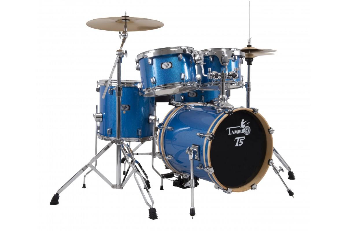 Tamburo T5M22 Blue Sparkle