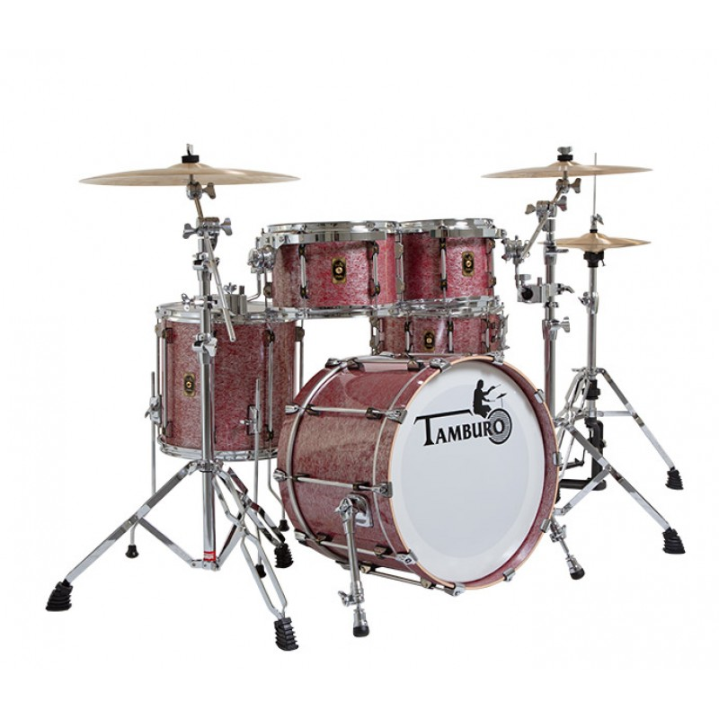 Tamburo Unika Fantasy Red