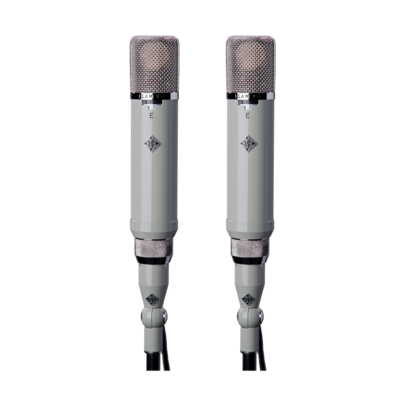 Telefunken ELA M 251 E Stereo Set