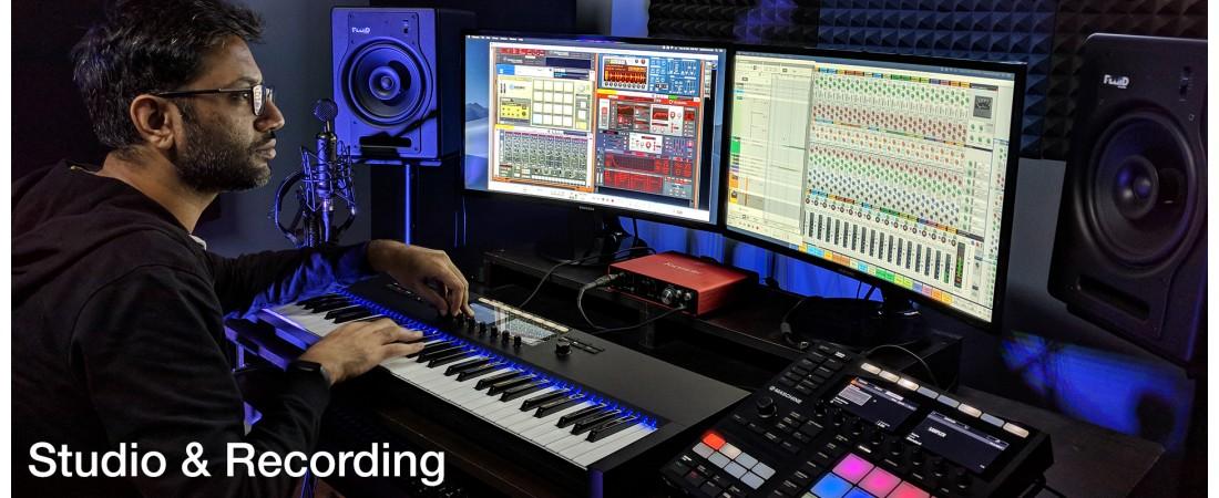 Studio & Recording